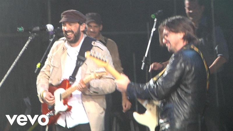 Juan Luis Guerra - La Calle [Live] ft. Juanes