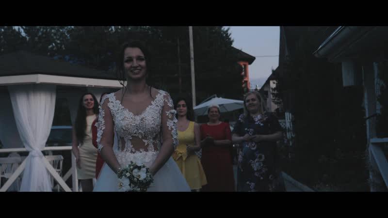 Свадебный клип от Ильи Денисова