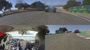Raw footage of Mclaren 720s at Laguna Seca (Me Driving)