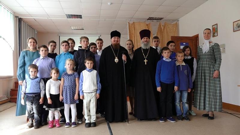 Архипастырское слово епископа Скопинского И Шацкого Феодорита в Морозовых Борках