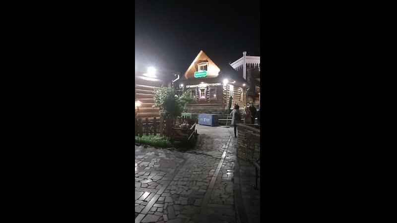 Моя деревенька в Казани Минең ауылым Ҡазанда