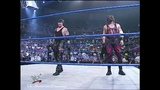 WCOFP The Undertaker &amp Kane vs Edge &amp Christian WWF tag team titles smackdown 8-23-01