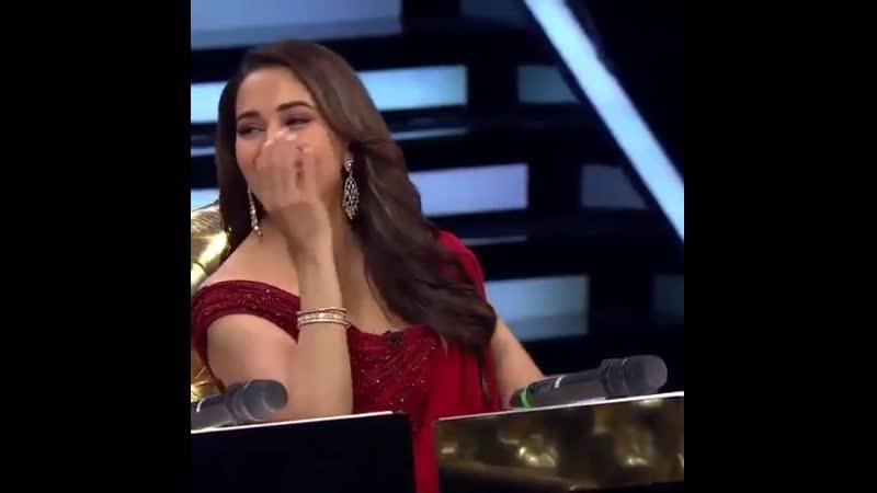 Мадхури Дикшит на шоу Rising Star 3. 19.05.19 г.