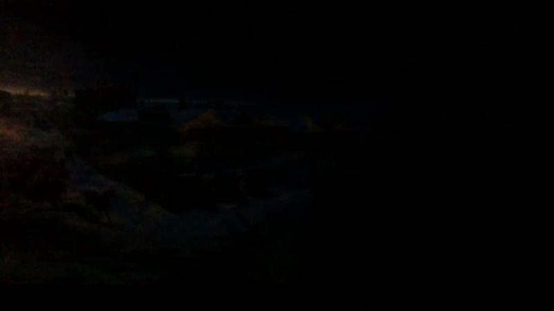 ...Рушились дома, в огне погибали женщины, старики, дети... Читает Михаил Ульянов. Диорама Пресня 1905 в Музее Пресня
