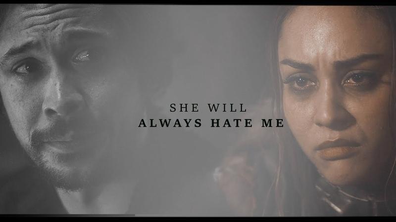 Bellamy Raven - She Will Always Hate Me