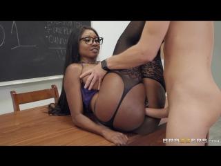 Diamond Jackson - Brazzers Porn School [2018]