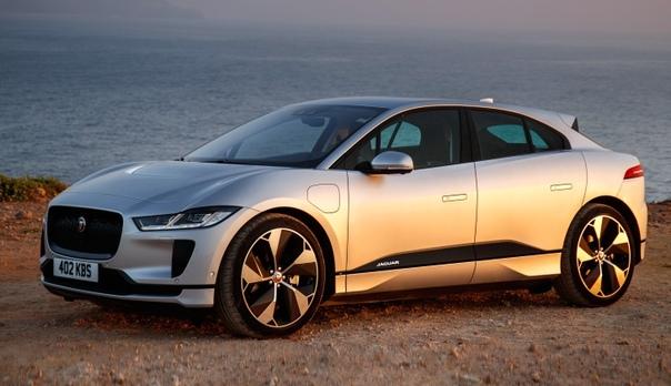 Электрокроссовер Jaguar I-Pace стал «Автомобилем года 2019»