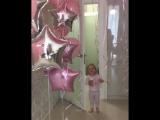 Сюрприз на день рождения девочке