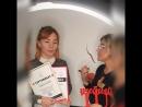 Учебный центр-студия LUXE Ламинирование ресниц Botox Тренер: Алена Брюль Ученица: Романенко Екатерина