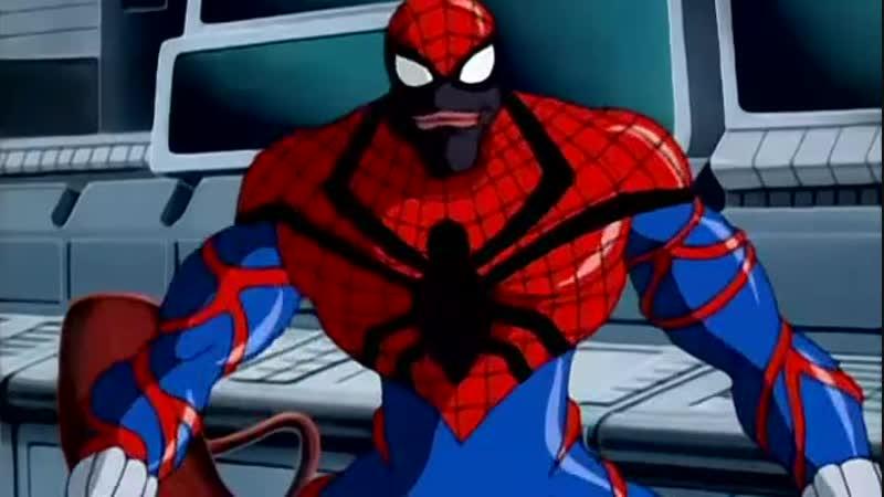 SpiderMan TAS S05 Episodul 13 Adio SpiderMan