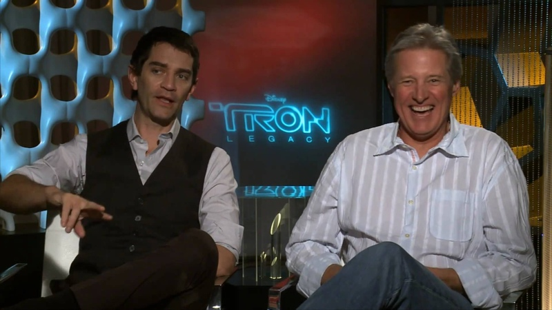 James Frain Bruce Boxleitner Tron Legacy Interview