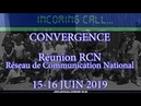 Convergence Réseau de Communication National
