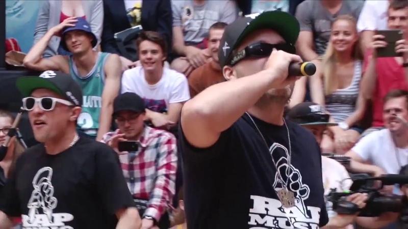 BAD BALANCE живое выступление V1 BATTLE 2015