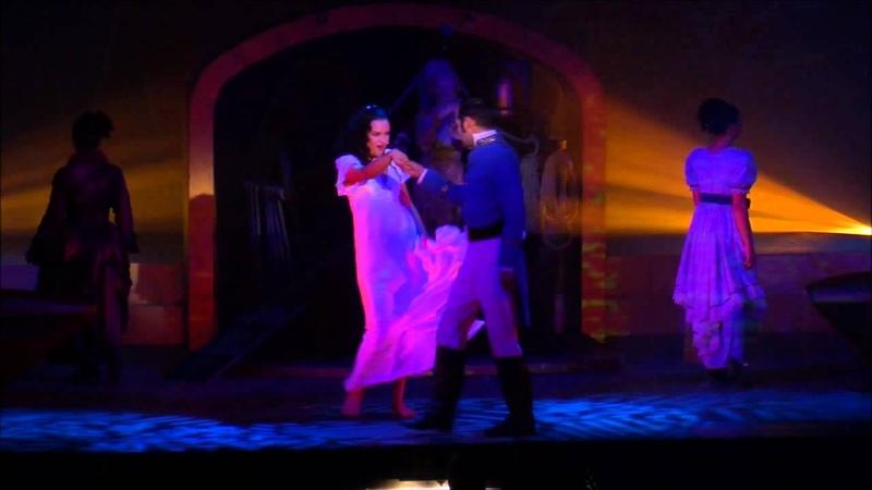 Az ExperiDance Tánckara és a Jókai Színház közösen bemutatja: Monte Cristo grófja musical