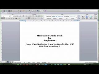 Kindle Passive Money - Как форматировать текст в Word под Kindle