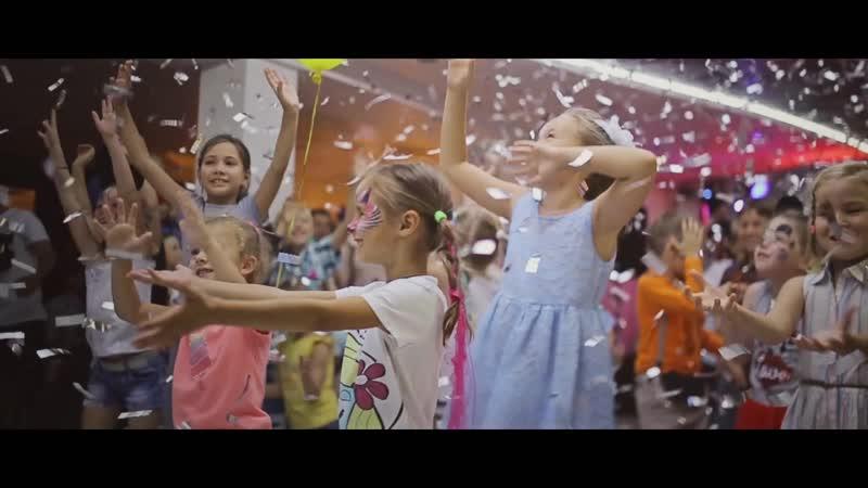 Детский праздник IBA Gomel 2018 09 02
