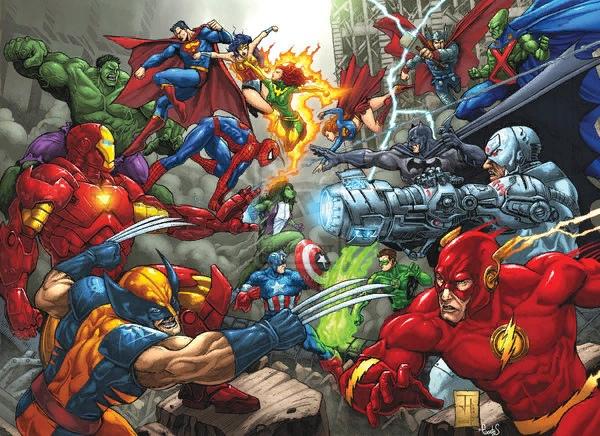 Что же лучше: Marvel или DC