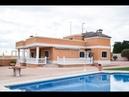 Magnifique maison à vendre ✅ de 250 m2 ✔ sur 3 000 m2 ✔ de terrain à Elche en Espagne