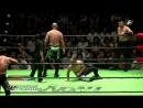 Masao Inoue Lin Dong Xuan Chang Jian Feng vs MAYBACH Taniguchi Mitsuya Nagai Cody Hall NOAH Departure 2018