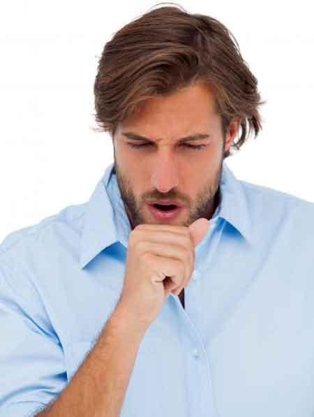 Выделение из организма при кашле является респираторным симптомом