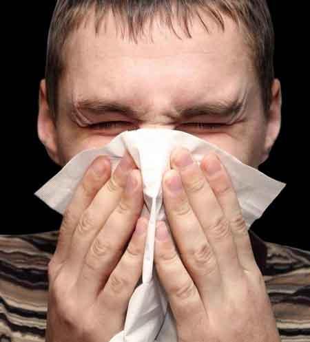 Чихание может быть признаком проблем с дыханием