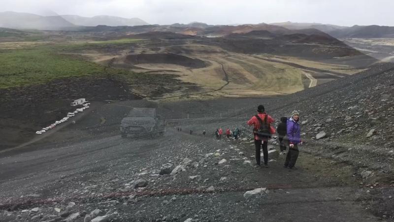 Исландия 2018