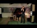 Janine Jansen homevideo