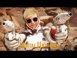 Mortal Kombat 11 Cassie Cage Gameplay vs Johnny Cage, Kano, Baraka, Raiden, Sonya Blade, more