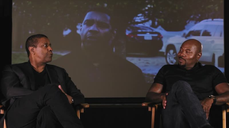 [The Equalizer 2] Retribution Mode with Denzel Washington and Director Antoine Fuqua