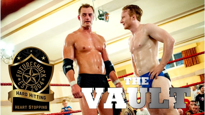 Access The Vault Ep.1 - (WWE's) Jack Gallagher Zack Gibson vs Xander Cooper Cyanide
