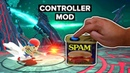 Playing Smash Ultimate with Spam