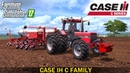 Farming Simulator 17 CASE IH C FAMILY TRACTOR