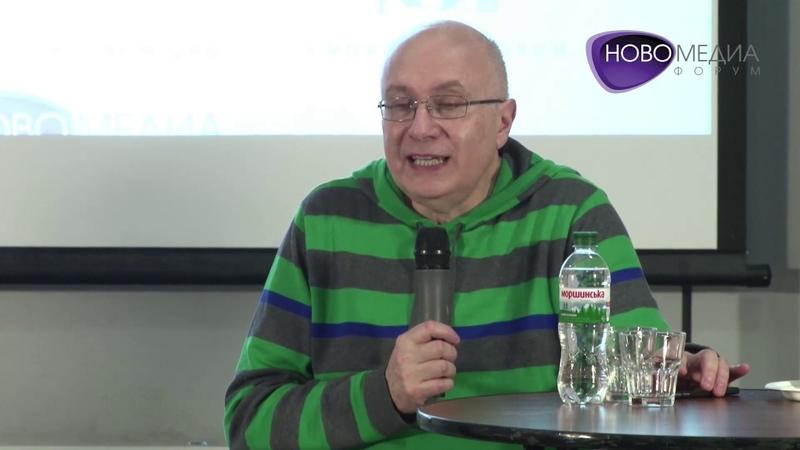 Матвей Ганапольский — на 98 журналист состоит из человека