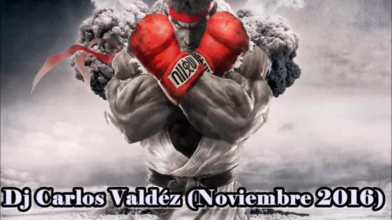 Italo Disco - Dj Carlos Valdez (Noviembre 2016)