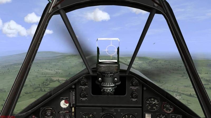 IL2 1946 Hawker Typhoon Mk.IB