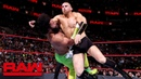 No Way Jose vs. Mojo Rawley: Raw, July 9, 2018