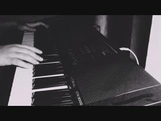 Сабина Саидова - Дагестан (piano cover)