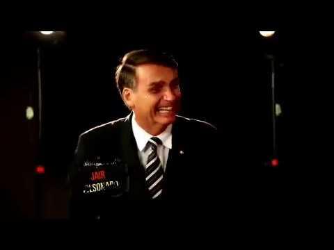 Agora é Tarde - Léo Lins reúne Bolsonaro e Evandro Santo