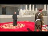 조선민주주의인민공화국창건 70돐경축 열병식 및 평양시군중시위