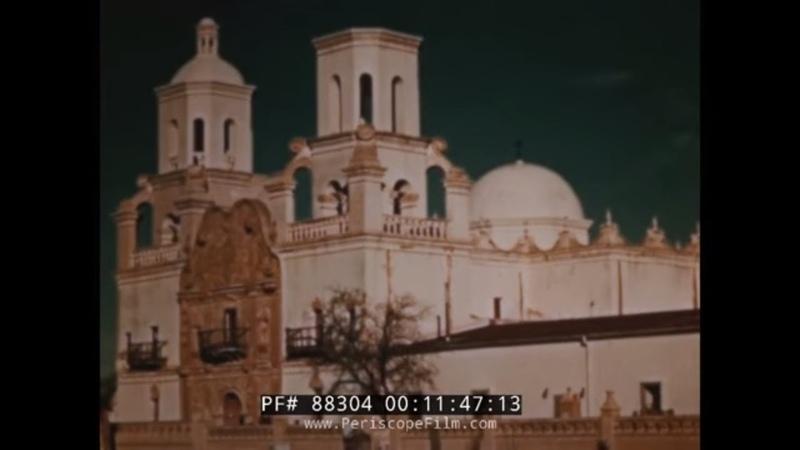 TOHONO O'ODHAM TRIBE NATIVE AMERICAN INDIANS TUCSON ARIZONA U S GOVERNMENT FILM 88304