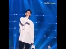 180825-26 • Wanna One - Always focus Seongwu • World Tour ONE THE WORLD in Taipei