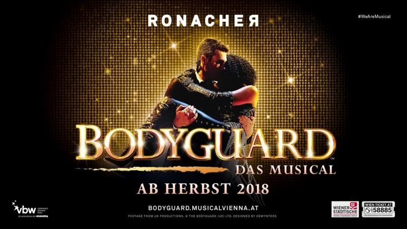 Bodyguard - Trailer inkl. Pressestimmen (Wien 2018)