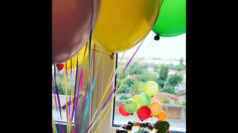 Заказ тортов и воздушных шаров 8(978)843-43-45
