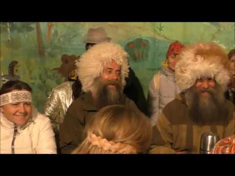 Вечёрка с творческим коллективом Добра Степь на фестивале ВОсхождение 2018