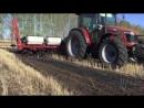 Демонстрация трактора MF 6713 и сеялки точного высева CH 9108 в Буздякском районе СПХ Нива