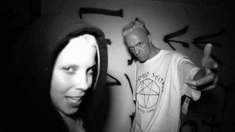 Die Antwoord vs Palaraga - Dis iz why Im Hot The Routine Mix