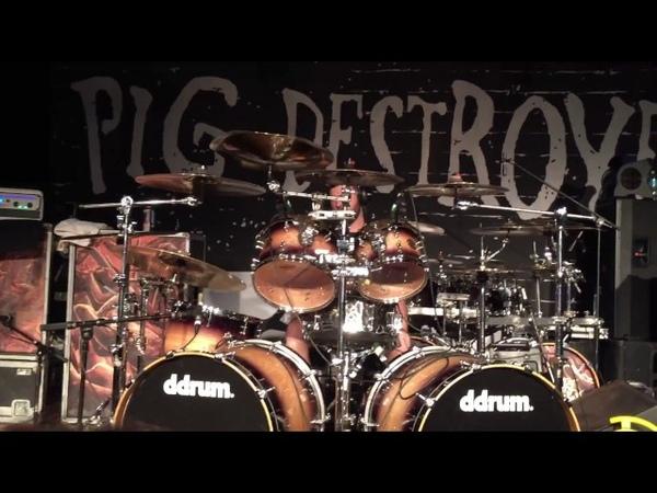 PIG DESTROYER Full Concert in Baltimore MD Nov.132016