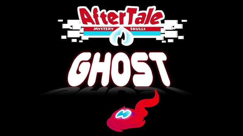 AfterTale: Ghost *MysterySkulls Parody