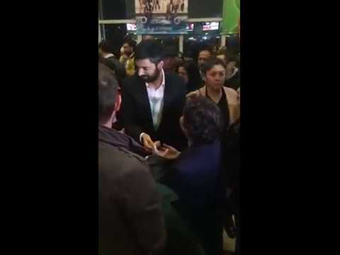 Engin Akyurek visit to Latin America - Chile Gala-Premiere