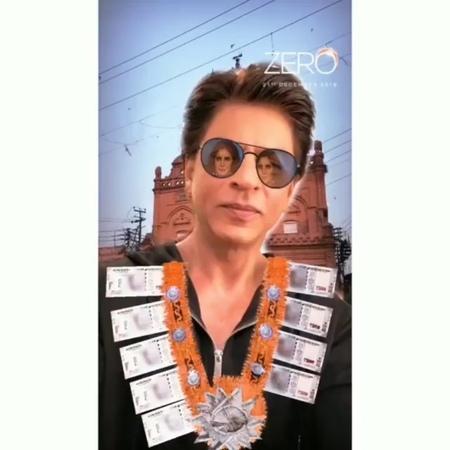 """♛ ✰🅷🅺☆ ♕ ੴ(ਹਰਸ਼ ਕੌਸ਼ਿਕ)☬ 🔵 on Instagram: """"BauuaSingh ki bakaiti ab karo uske avatar mein, Zero launches India's first ever Snapchat lens for a..."""